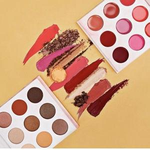 BH COSMETICS SHAAANXO 18 Eyeshadow + Lipstick Kit